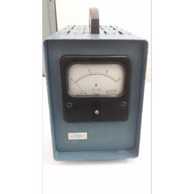 Wattímetro Com Carga Nec Made In Japan 15 Watts Vhf Uhf