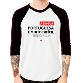 e43ce841221ca Camiseta Gola Portuguesa Masculina - Camisetas Outros para Masculino ...
