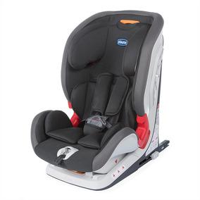 Cadeira Auto Chicco Youniverse Com Isofix 9 A 36kg Jet Black