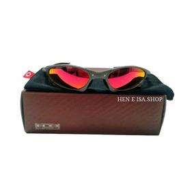8f47a63dc Juliet Lente Vermelha Original Outras Marcas - Óculos no Mercado ...