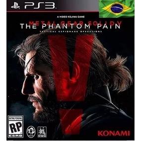 Metal Gear Solid V: The Phantom Pain Ps3 Psn Envio Na Hora