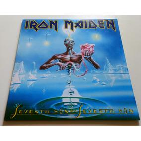 Lp Iron Maiden Seventh Son X Factor Piece Of Mind Killers