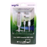 Conversor Cable Mhl Para iPhone Samsung Android A Hdmi