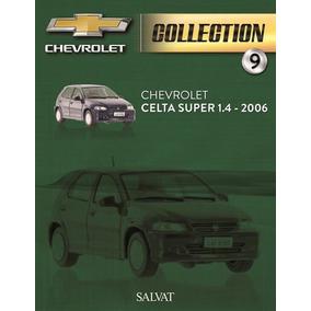 Miniatura Coleção Chevrolet-celta Super 1.4 - 2006 Ed.09