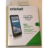 Nuevo Alcatel Onetouch Flint (cricket) 4g Lte Gsm 5.5 -inchh