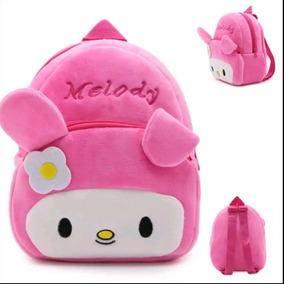 Mochila Infantil Personagens Escolar Mario Melody Sweet