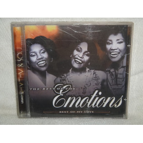Cd - Best Of My Love - The Best Of The Emotions