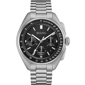 Reloj Bulova Moon Edicion Especial Zafiro Taquímetro 96b258