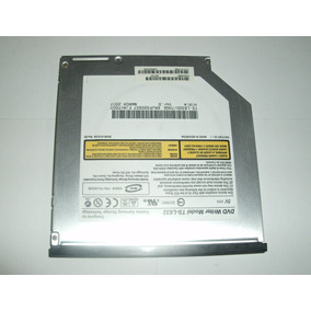 Gravador Cd/dvd Sata Notebook Infoway W7435 W7630 W7635