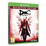 Devil May Cry Nuevo Para Xbox One