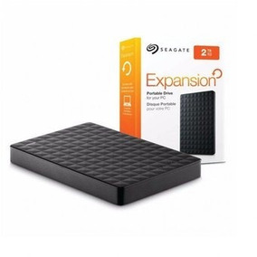 Disco Rigido Externo Seagate Expansion 2tb - Bk 3.0 Portatil