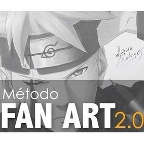 Curso De Desenho, Anime E Mangá Método Fanart 2.0 Fan Art