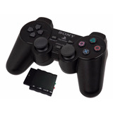 Control Inalambrico Para Play 2 Ps2 Wireless Dualshock Analo