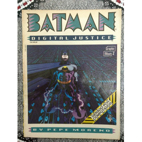 Batman - Digital Justice Nº 2