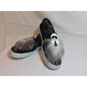 Karlito Fendi Tenis Sneakers Envio Gratis