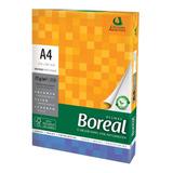 Papel Boreal A4 75g A4
