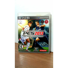 Pes 2013 Ps3 Seminovo