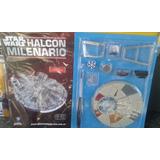 Coleccion Star Wars (halcon Milenario) Segunda Entrega