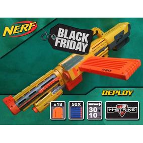 Nerf Deploy + 50 Dardos Black Friday