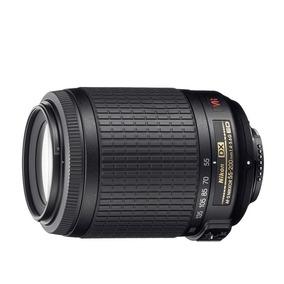 Telefoto Af-s Dx Vr Zoom-nikkor 55-200mm F/4-5.6g Niko