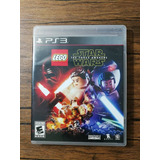 Lego Star Wars The Force Awakens Playstation 3 Ps3