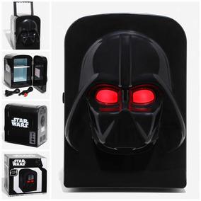 Star Wars Mini Refri Frigobar Darth Vader Refrigerador