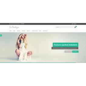 Template Loja Virtual Html Para Multiuso , Boutique