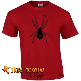 Playera Super Héroes Black Widow By Tigre Texano Designs
