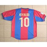Camisa Do Barcelona 1998 Segundo no Mercado Livre Brasil 46c60696f3fe5