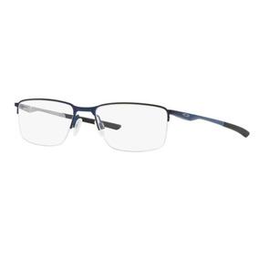 Óculos De Grau Quadrado - Óculos Armações Oakley no Mercado Livre Brasil d0fd13c6e0