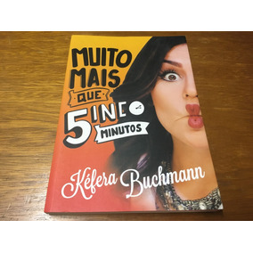 Livro - Muito Mais Que Cinco Minutos - Frete R$ 16,00