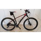 Bicicleta Mtb Focus Raven 29 Carbono Tamanho M 2016