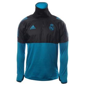 Sudadera adidas Real Madrid Uefa Champions League Azul Negro 3bd0609182198