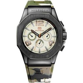 Relógio Tommy Hilfiger Military 1790925
