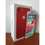 iPhone 7 128gb Red Edition Apple Care