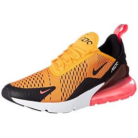 19b0d5fde3348 ... canada tenis zapatillas nike air max 270 naranja negra roja mujer 2bc57  f96f2