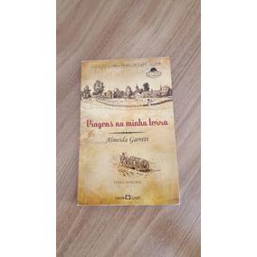 Livro Viagens Na Minha Terra