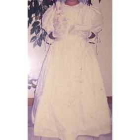 Vestido De Primera Comunión Para Niña 8-10 Años Envío Gratis