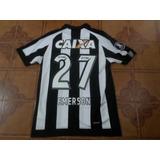 Camisa Botafogo Preta Jogo - Futebol no Mercado Livre Brasil 6668161c83de8