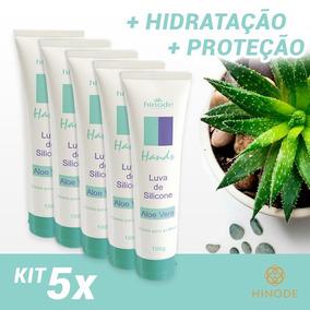 Kit Hands Luva De Silicone - Hinode