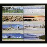 Argentina (2003) Paisajes. Serie Completa Mt2577/84