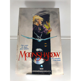 Hq Moonshadow - Minissérie Completa Globo - 1991
