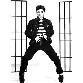 Pôster Decorativo Elvis Presley Diversos Modelos 80x55cm