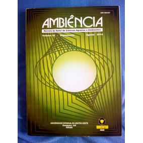 Revista Ambiência - V. 10 Agosto 2014