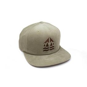 Sombrero De Pana Montañas Bosques Rivers Hombres S Sombrero 98617dca307