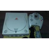 Dreamcast Con Dos Juegos Originales