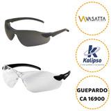 Oculos De Seguranca Guepardo Incolor no Mercado Livre Brasil ce0a3ee3b3
