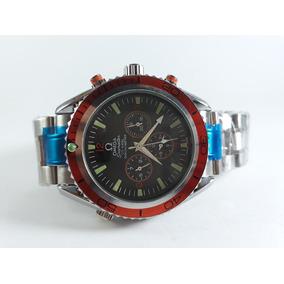 46f77fa96ec Relogio Omega Seamaster Laranja Leilo - Relógios no Mercado Livre Brasil