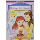 Historias De Princesas Vol 1 Uno Un Regalo Del Corazon Dvd
