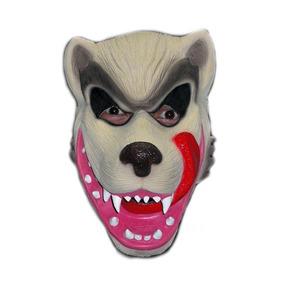 Mascara Lobo Mau Com Elastico